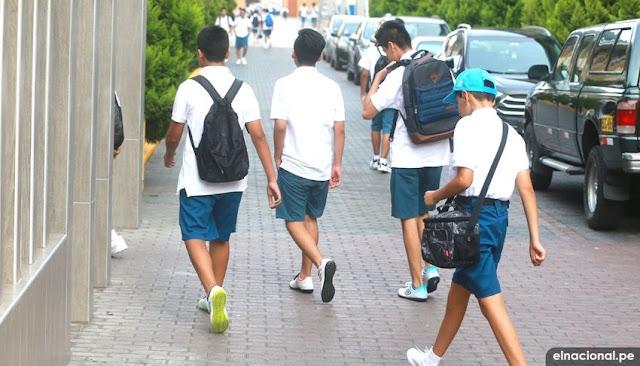 Traslado de colegio particular a estatal