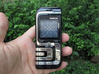 Nokia jadul 7260
