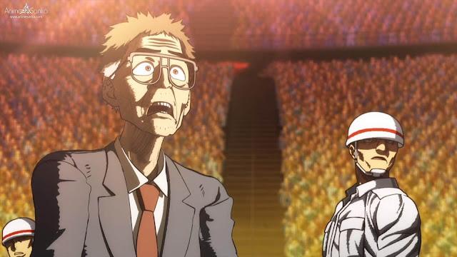 انمى Kengan Ashura الموسم الثانى بلوراى مترجم أونلاين كامل تحميل و مشاهدة