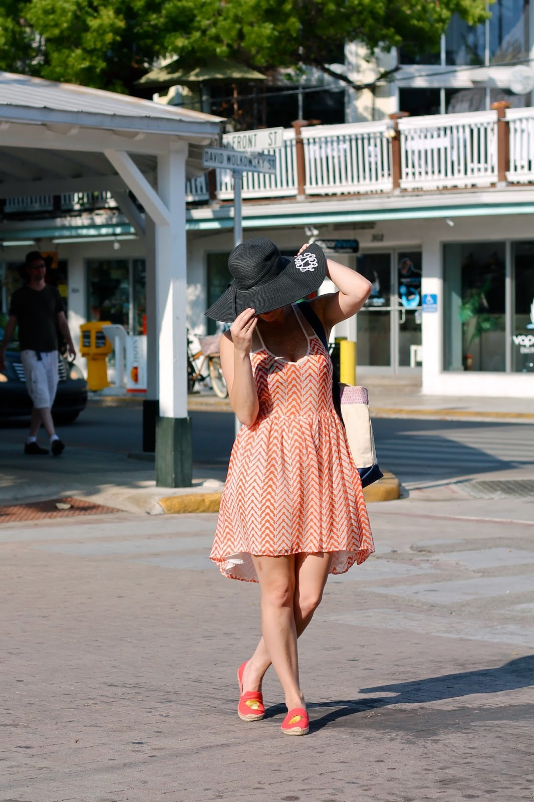 style blog, fashion blog, Miami fashion blogger, what i wore, look book, modcloth, Dixieland Monogram, Soludos, Ray-Ban, Vineyard Vines, ootd, summer style, vacation style, outfit ideas