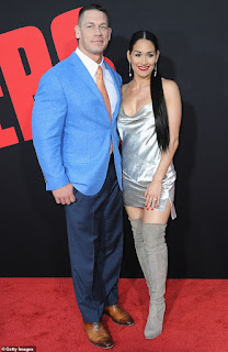 Nikki Bella reveals ex John Cena reached out after she gave birth to son