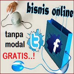 Tips Bisnis Online Lewat Facebook dan Twitter Tanpa Modal