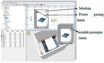 Sementara itu, hasil desain anda dapat diekspor menjadi file pdf, video, dan image dalam ekstensi file standar yang banyak digunakan di berbagai. Artikel Cara Membuat Rumah Bertingkat Di Sweet Home 3d Hbs Blog Hakana Borneo Sejahtera