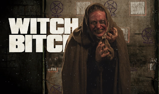 Monster Brawl (2011) Review - Witch Bitch played by Holly Letkeman (Rosemary)