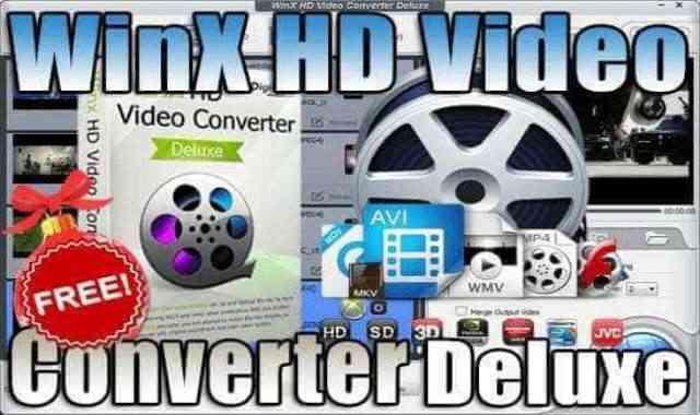تحميل وتفعيل برنامج WinX HD Video Converter Deluxe 5.16.4.333 اخر اصدار