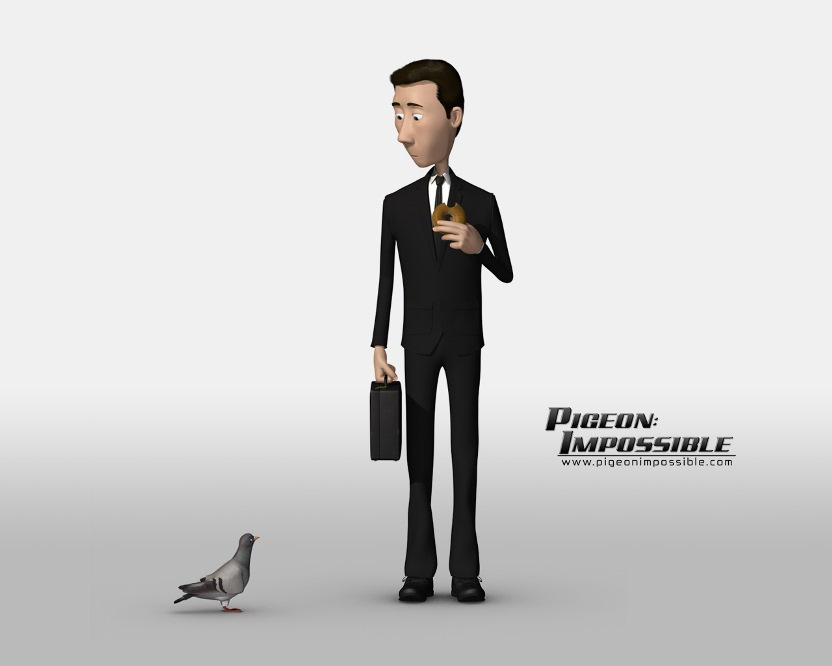 Pigeon: Imposible