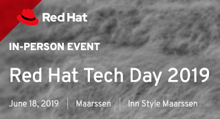 red hat tech day