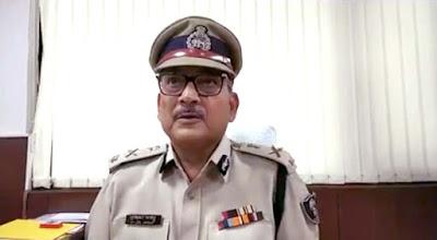 Bihar DGP Gupteshwar Pandey