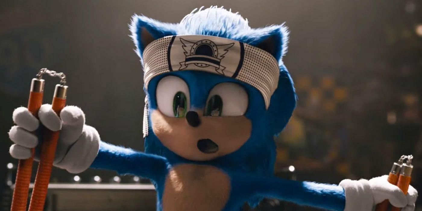 Film Sonic the Hedgehog Jadi Adaptasi Game Terbaik di A.S