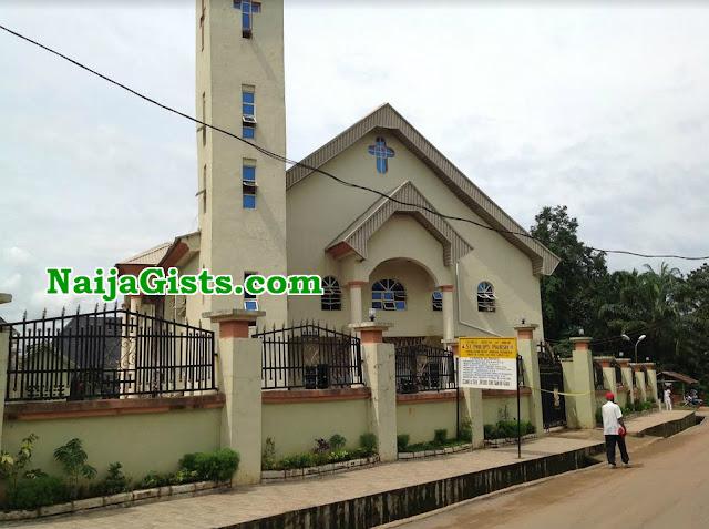 Church Massacre In Anambra State