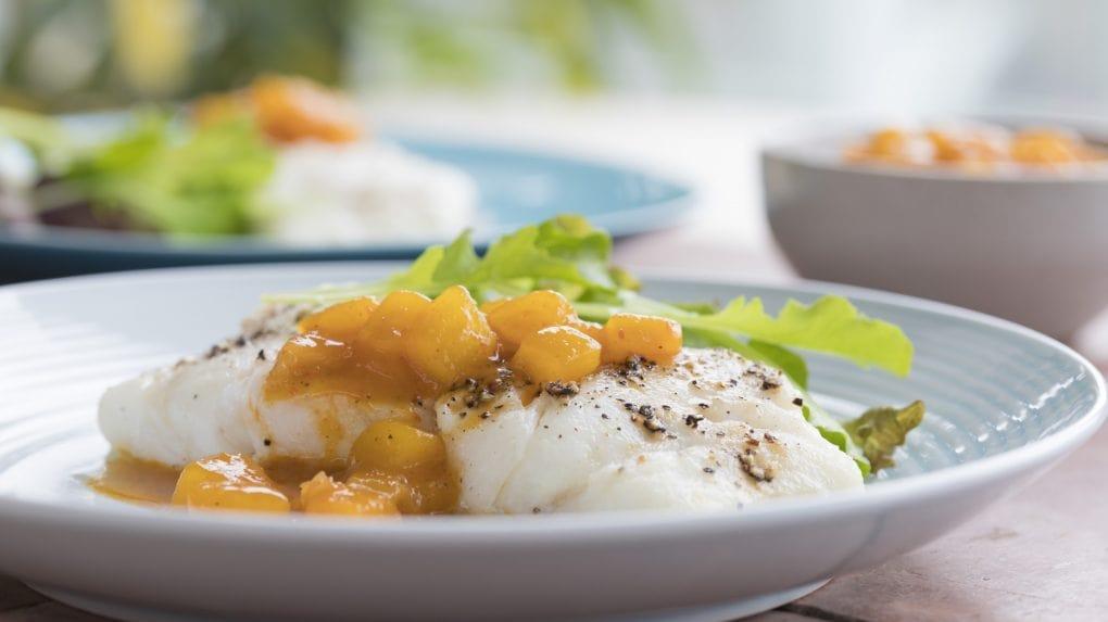 7 quick & easy mango salsa recipes