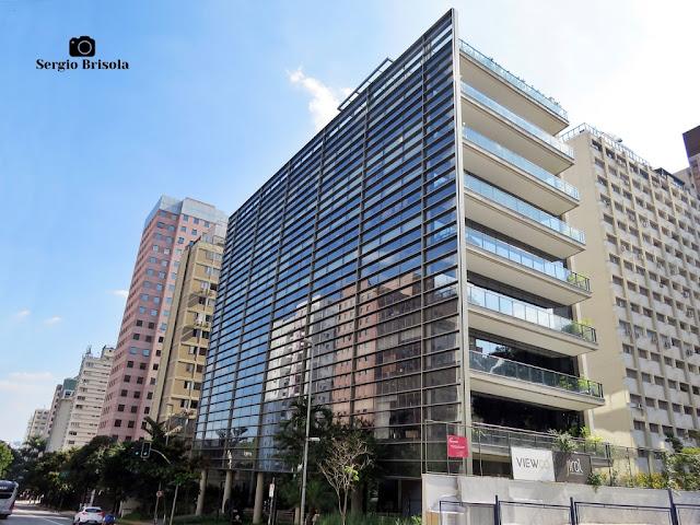 Vista ampla do Edifício Icon Jardins - Jardim Paulista - São Paulo