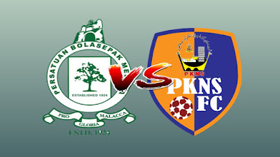 Live Streaming Melaka United vs PKNS FC Liga Super 16.7.2019