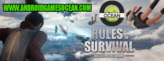 ROS - Rules of Survival apk+data tips gameplay
