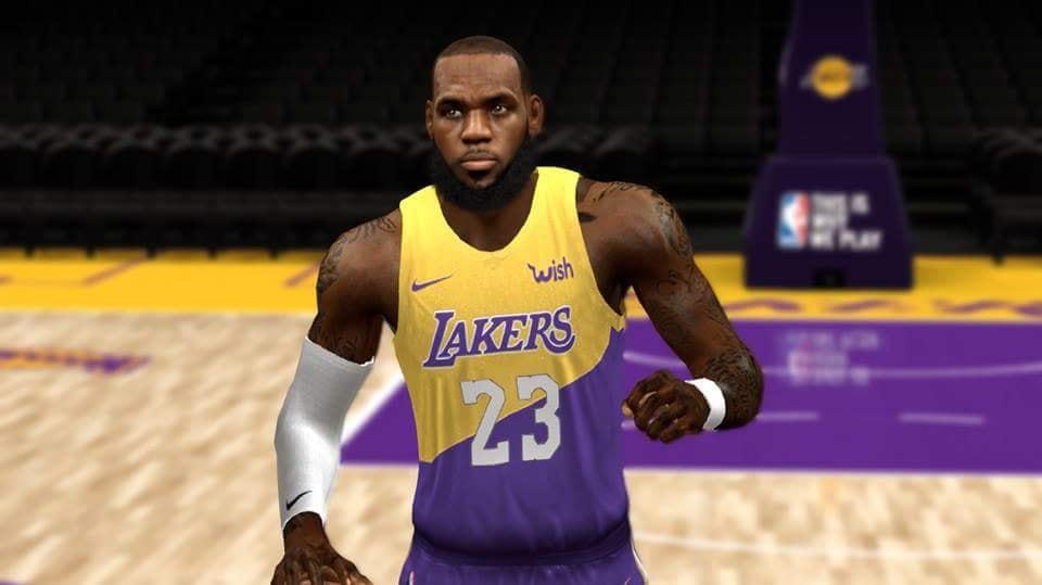 S-JECTACULAR  NBA 2K14 Fictional Nike Jerseys 664c4f225