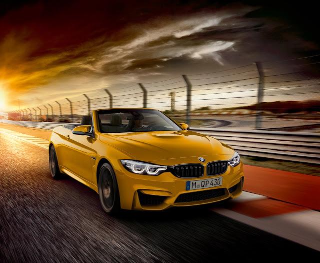 BMW M4 Conversível: edição limitada à 300 unidades
