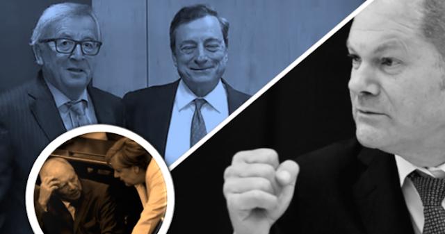 """Το """"δίκαιο  του ισχυροτέρου"""" σπρώχνει την ΕΕ στον γκρεμό"""