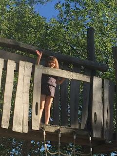 Challenge entre blogeuses juin 2019 : Lucie au parc