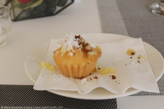 Bibingka Cupcakes