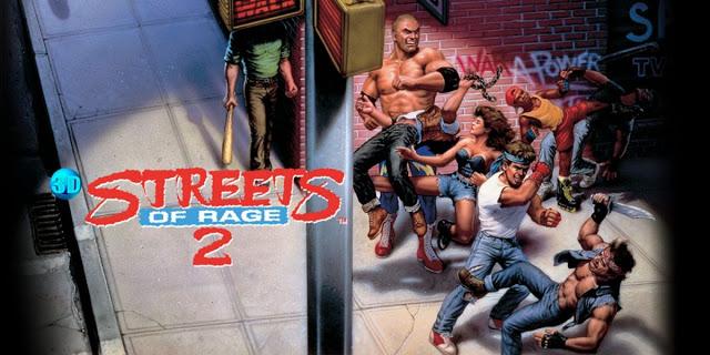 تحميل لعبة الاكشن والإثارة Streets of Rage 2 مجانا