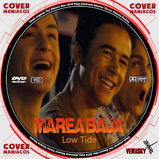 GALLETA MAREA BAJA - LOW TIDE 2019[COVER DVD]