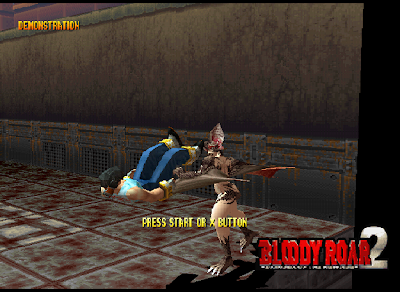 Bloody Roar 2 Game Free Download For PC - Games WORLD