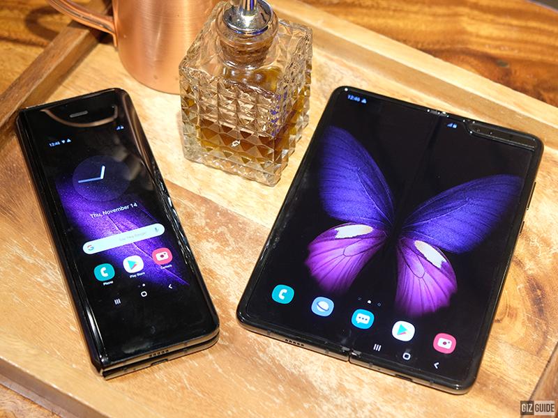 File photo: Samsung Galaxy Fold
