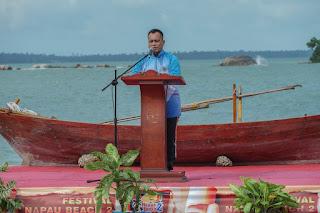 Lewat Singkep Selatan, Pemkab Lingga Bidik Tanjungjabung Timur