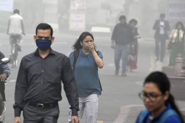 India is fighting against pollution