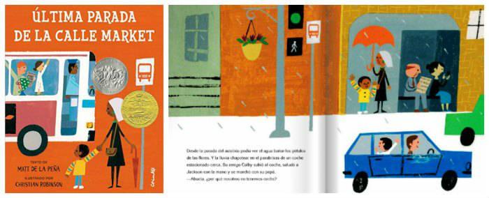 cuentos infantilesúltima parada calle market para hacer pensar, reflexionar, sentido ética moral niños