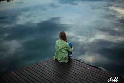 alone women