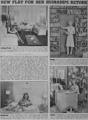 Carole Landis Pix Article