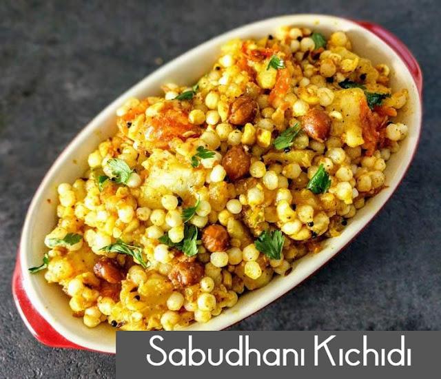 Sabudhani kichidi