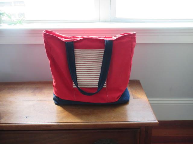bag, handmade