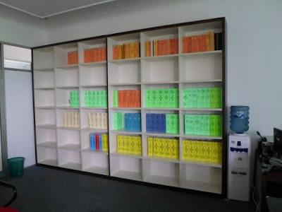 Rak File Kantor Tahan Berat + Furniture Semarang
