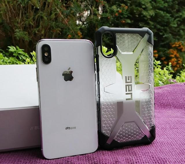 new arrivals 764ed 6e902 Urban Armor Gear iPhone XR XS X Cases Plyo Plasma Monarch Series ...