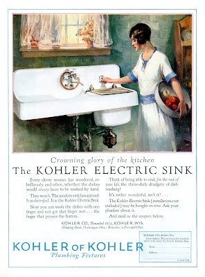 Kohler Electric Sink