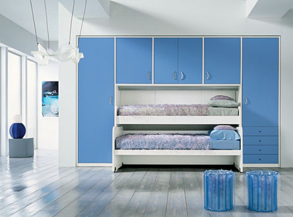 Modern Metal Bunk Beds
