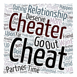 Woman Confesses after cheating
