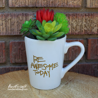 http://www.doodlecraftblog.com/2016/06/be-awesome-today-succulent-planter.html