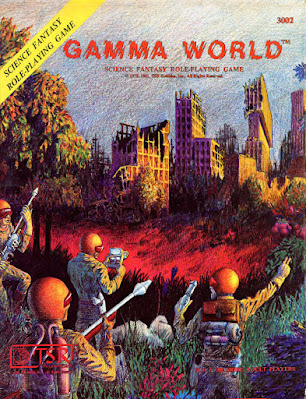 Gamma World 1st Ed