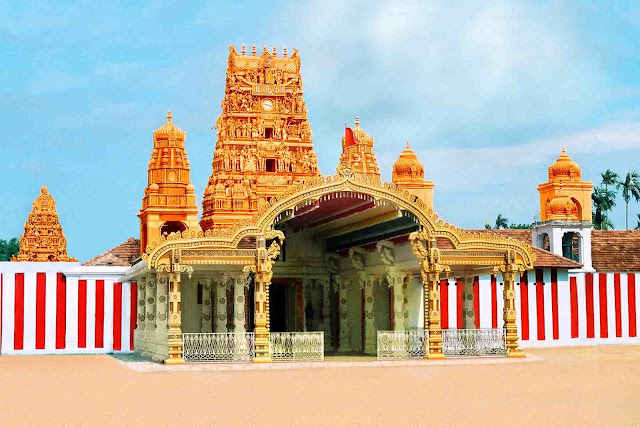 Nallur Kandaswamy Temple, Sri Lanka