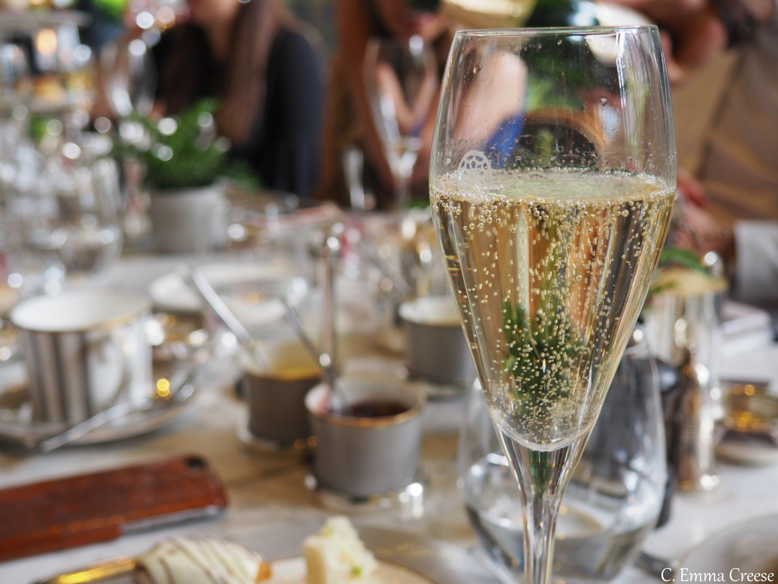 An annual afternoon tea at Dalloway Terrace, Bloomsbury Hotel