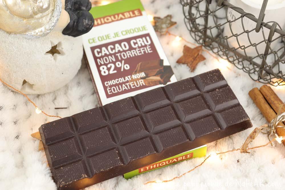 Ethiquable cacao cru