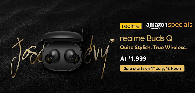 Realme Buds Q Launched With Low Latency Gaming Mode For Rs. 1,999/-