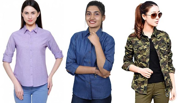How to Accessorise Shirts for Ladies?