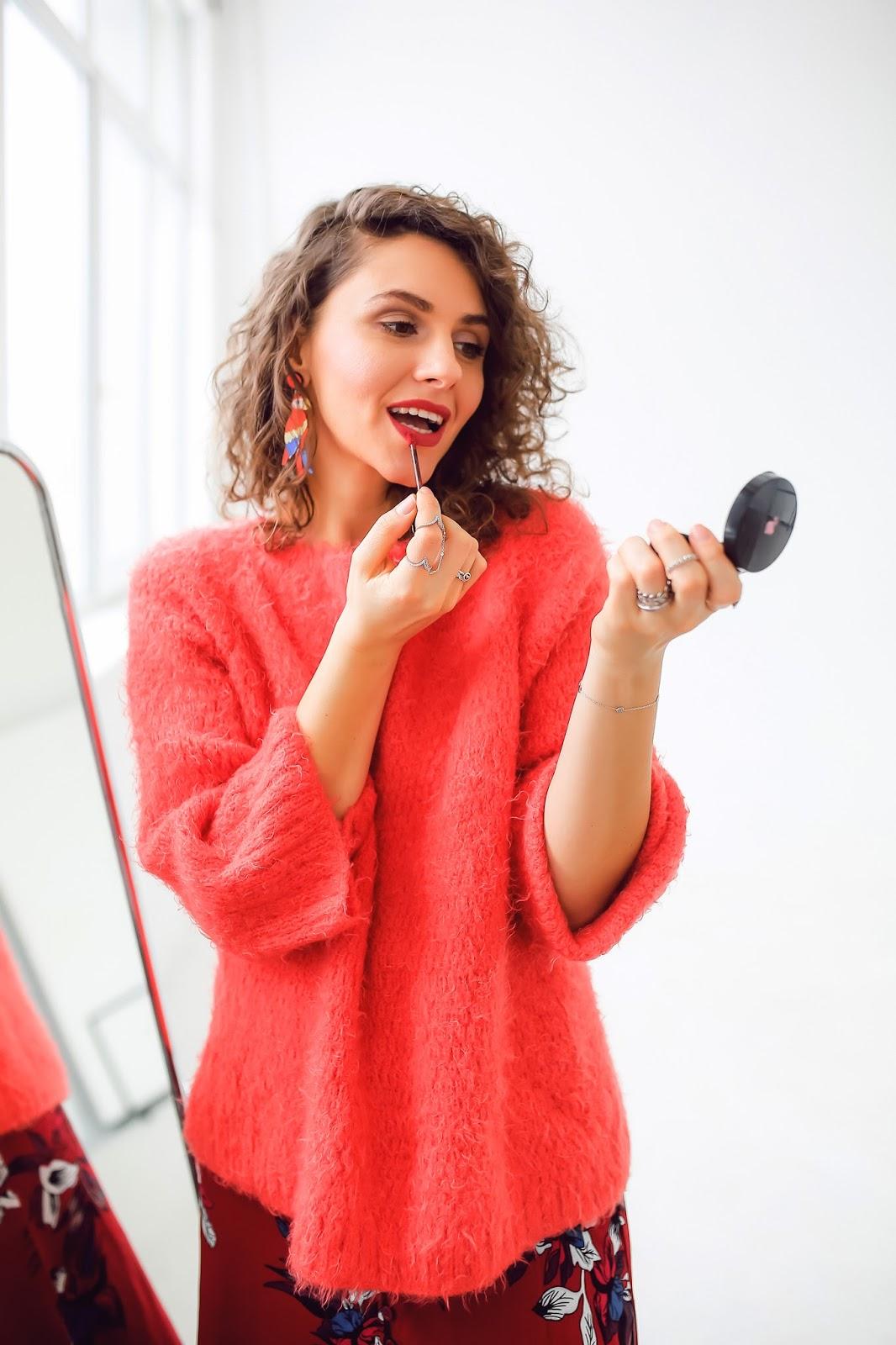 макияж на день влюбленных