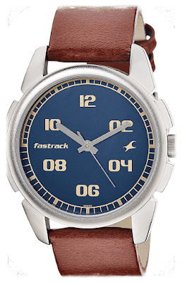 Fastrack Casual Analog Blue