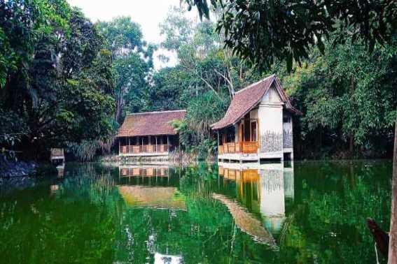 Tempat Wisata Sapu Lidi Lembang di Bandung