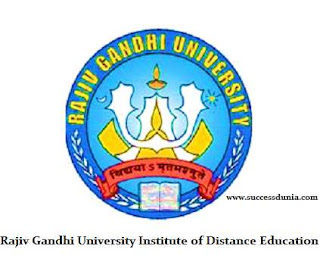 Rajiv Gandhi University Institute of Distance Education